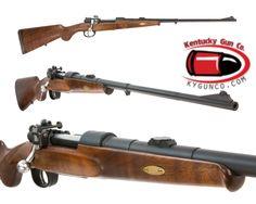 how to make a kentucky rifle barrel