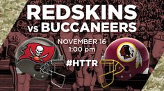 Who will be watching? Go Redskins!