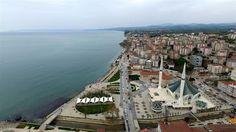 Spectacular coastline of Turkey