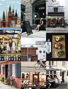 Moodboard_Copenhagen by The slow pace