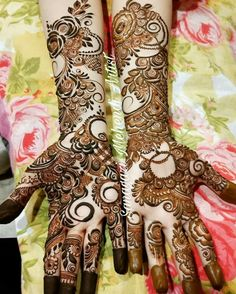 Khafif Mehndi Design, Arabic Henna Designs, Mehndi Designs 2018, Stylish Mehndi Designs, Dulhan Mehndi Designs, Mehndi Designs For Fingers, Wedding Mehndi Designs, Mehndi Design Pictures, Beautiful Henna Designs