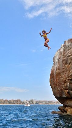 Cabo San Lucas, Mexico <3   to do something that terrifies me but ultimately makes me feel alive.