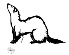 I think this would make a great tattoo. Maybe even as a white tattoo.