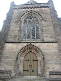 Hoy toca visitar...: IGLESIA DE HOLY RUDE- STIRLING (ESCOCIA)