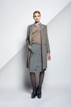 look 3. Pre-Fall 2012. Anne Valérie Hash