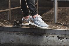 Adidas Zx Flux Grau Braun