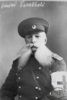 Prince Tsereteli. Lemberg (Lviv), 1914/15