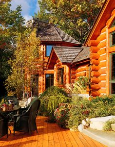 Town and Country Cedar Homes