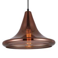 // Lighting House™ Copper Pendant Lights, Copper Lighting, Kitchen Pendant Lighting, Kitchen Pendants, Modern Pendant Light, Glass Pendant Light, Glass Pendants, Gold Pendant, Industrial Home Design