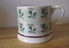Scottish Thistle Baby Mug (Discontinued)