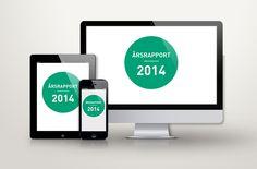 Annual report with a twist? #design #annualreport #årsrapport #årsmelding