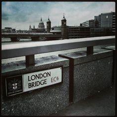 london bridge #london #bridge #city #photography #statigram #webstagram #view