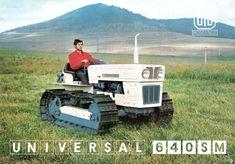 Automobile Romanesti - Tractorul - UTB S Agriculture Farming, Heavy Equipment, Diesel, Automobile, Monster Trucks, Engineering, Symbols Of Strength, Antique Tractors, Boats