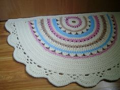 515 Best Crochet Rugs Images Crochet Rugs Crochet Home