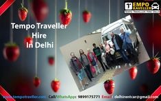 Tempo Traveller for delhi and all over india with AC and Non Ac push back and high back seat tempo travller and mini bus available for booking with cheapest price in delhi. booking for long destination with family and friends atwww.tempotravller.com