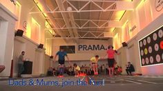 PRAMA KIDS makes the Gym a place where Kids, Dads & Mums join the fun.  More Info: https://myprama.com