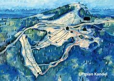Kandel - Skigebiet, Schneebericht, Webcam