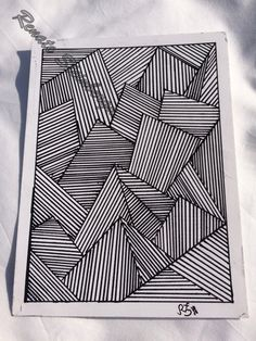 RSwatercolor Items similar to Sharpie art Abstract art Line art Original drawing 79 in Sharpie drawing Black and white Line drawing on Etsy Doodle Art Abstract Art Black doodle art Drawing Etsy Items Line Original RSwatercolor sharpie similar White Easy Doodle Art, Doodle Art Drawing, Cool Art Drawings, Zentangle Drawings, Mandala Drawing, Pencil Art Drawings, Art Drawings Sketches, Line Drawing, Zentangle Patterns