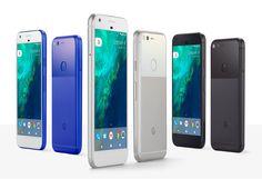 Todo lo que debes saber del Google Pixel, el nuevo smartphone de Google #General #Google #Móviles