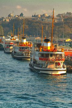 FERRİES,ISTANBUL, Turkey....by subofficer