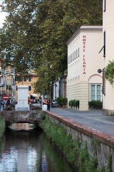 Hotel Ilaria -- possible hotel for Lucca