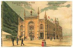 Exposição Nacional de 1908 - Palácio Manuelino