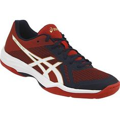 Asics Gel Tactic 2 Volleyball Shoes - Womens Black Silver White