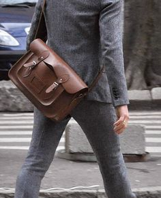 Cambridge Satchel (by Lucas Chanoine) http://lookbook.nu/look ...