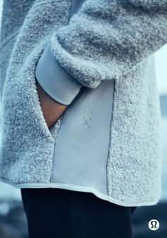Get out and stay warm in wool-blend fleece. Yoga Outfits, Preppy Outfits, Girl Fashion, Fashion Outfits, Sporty Style, Athletic Outfits, Parisian Style, Sport Wear, Outerwear Women