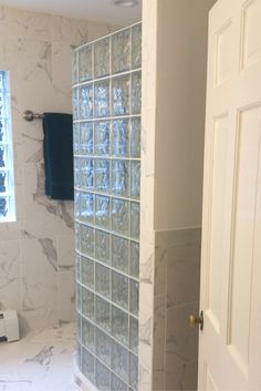 301 Best Glass Block Showers Images In 2019 Glass Block