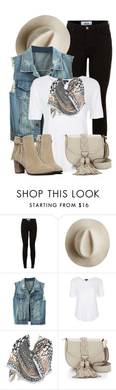 """""""Untitled #3562"""" by monmondefou ❤ liked on Polyvore featuring Artesano, Topshop and Rebecca Minkoff"""