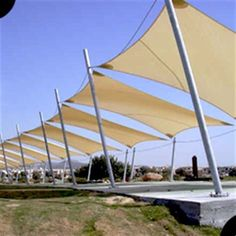 Membrane Structure-Membrane Structures, Tensile Structures, Tensile Structures Manufacturers in India Fabric Structure, Shade Structure, Canopy Architecture, Architecture Design, Automatic Gate Systems, Sun Sail Shade, Shade Sails, Shading Device, Membrane Structure
