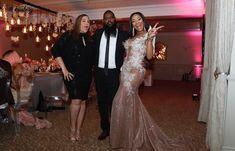 Bonang Matheba Celebrates Birthday In Glitz And Style. See All Photos Here Prom Dresses, Formal Dresses, Wedding Dresses, 31st Birthday, Hyde, Business Women, Celebrities, Photos, Fashion