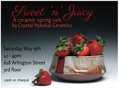 shaper of Earth Spring Sale, Strawberry, Clay, Earth, Ceramics, Fruit, Crystals, Inspiration, Food
