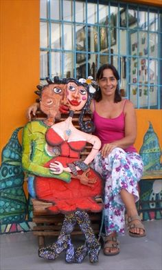 "MARIANA ""PINI"" DIAZ CATALOGO ARTESANAL - Portal por excelencia de Artesania Sur Americana"
