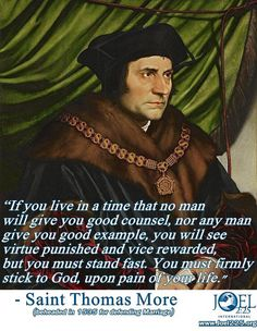 St Thomas More