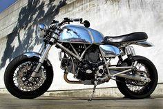 Steve Jones' custom Ducati 1000 GT.