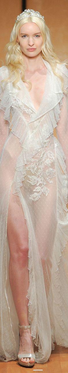 Inbal Dror FW 2017 Bridal Lingerie, Bridal Gowns, Wedding Dresses, Spring Fashion, High Fashion, Inbal Dror, Bridal Elegance, 2017 Bridal, Glitz And Glam