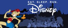 Eat, Sleep, Run Disney - awesome blog. includes packing list for race weekend.