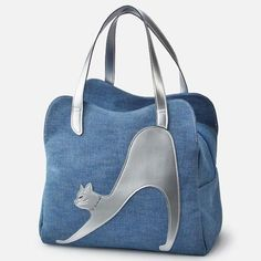 Bags with animals - image