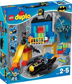 10545 Lego Duplo Batgrot Avontuur