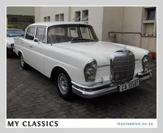 1966 MERCEDES-BENZ 230S  classic car