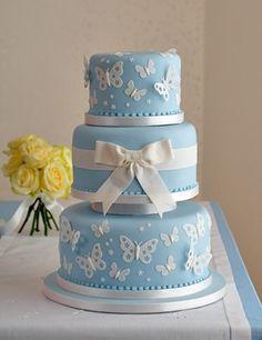 pretty cake