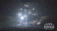 Phish Bounces Around the Room in Madison Square Garden During Their Final Performance of the Baker's Dozen