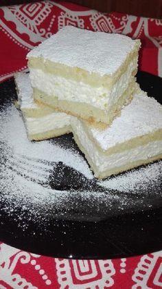 Pillekönnyű túrós pite, olyan puha, hogy ez a süti valódi különlegesség! - Egyszerű Gyors Receptek Sweet Recipes, Cake Recipes, Dessert Recipes, Crazy Cakes, Hungarian Recipes, Sweet And Salty, Cake Cookies, Cheesecake, Food And Drink