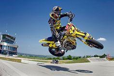 Jan Deitenbach - DSR Suzuki - Supermoto