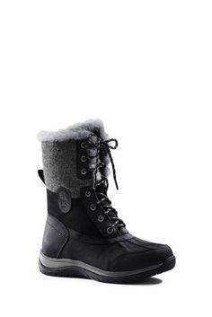 Avalanche snow boots