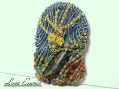 Elpis Goddess of Hope Pendant by LunaEssence on Etsy, $260.00