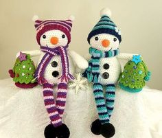 Mr_and_Mrs_Snow_Winter_Longlegs_Dolls pdf