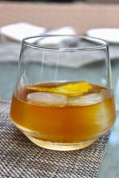Capital Cooking with Lauren DeSantis: Thinking of Drinking:  Gold and Grain